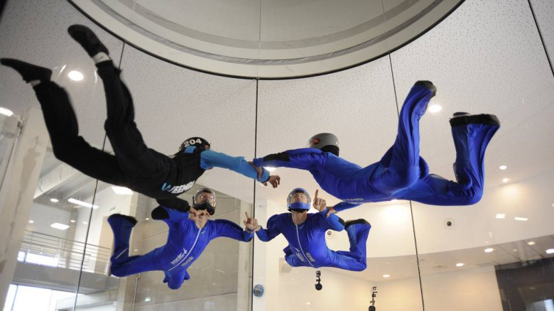 © Weembi Indoor Skydiving