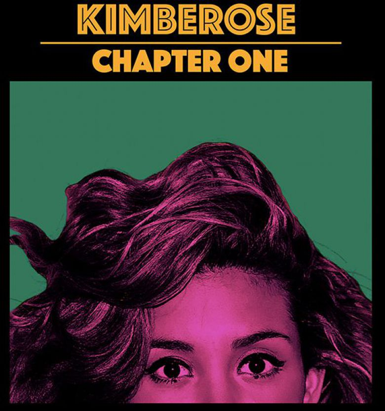 "La pochette du CD ""Chapter one"" / © Kimberose"