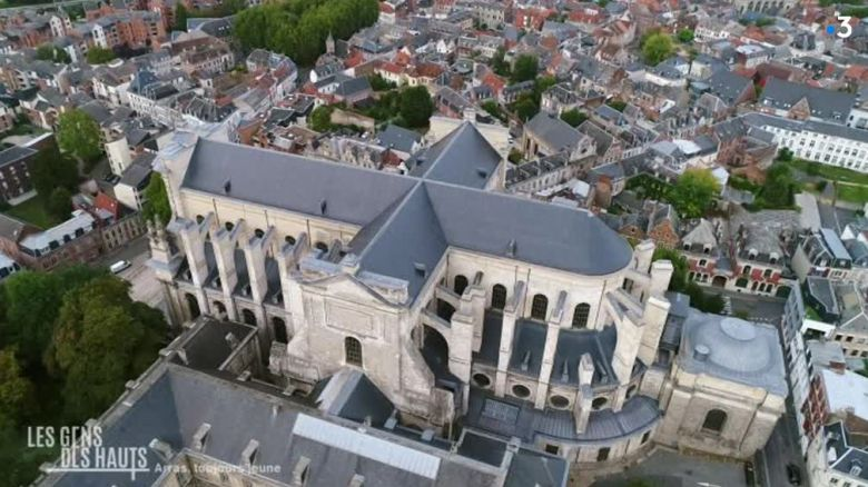 L'Abbaye de Saint-Vaast / © France 3 Hauts-de-France