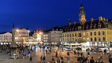 La Grand'Place de Lille / © DENIS CHARLET / AFP