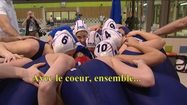 Abbeville : water-polo France/Italie / © France 3 Picardie