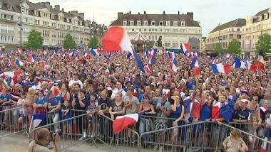 Euro 2016 ambiance à Beauvais / © France 3 Picardie