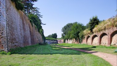 Les remparts du Quesnoy / © Daniel Jolivet