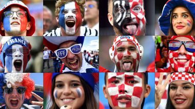 France-Croatie, le match en direct live / © AFP