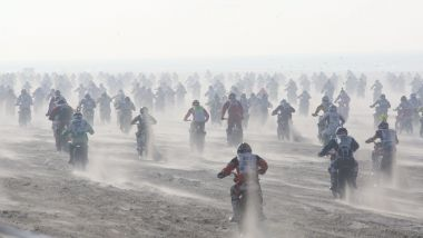 L'Enduropale du Touquet, ici l'édition 2011 (image d'illustration). / © LE COURRIER PICARD / DOMINIQUE TOUCHART