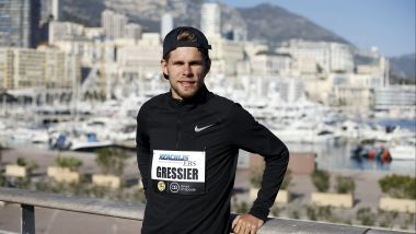 Image d'illustration - Jimmy Gressier détient désormais le record d'Europe du 5 km route. / © PHOTOPQR/NICE MATIN/MAXPPP