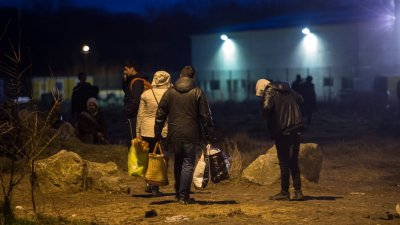 Migrants à Calais : extension du périmètre d'interdiction des rassemblements