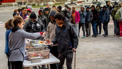 Migrants à Calais : une