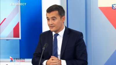 REPLAY. Gérald Darmanin invité de