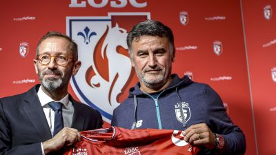 LOSC : Christophe Galtier en mission redressement