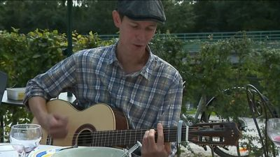 VIDEO - Quand un musicien d'Amiens reprend I Will Survive en picard
