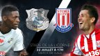 L'Amiens SC s'incline 1-0 face au Stoke City en match de gala