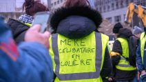 gilets jaunes illustration