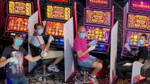 casino mers les bains masques