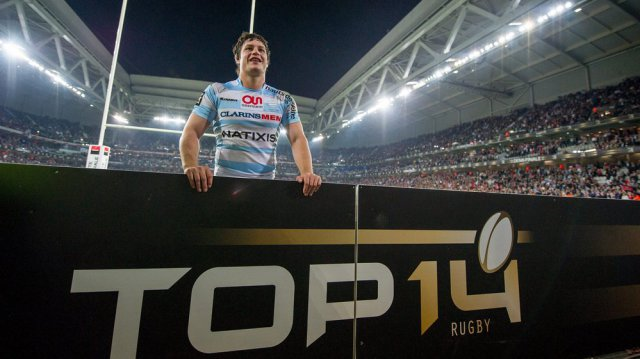 Top 14 : le Racing 92 recevra Toulon au stade Pierre-Mauroy