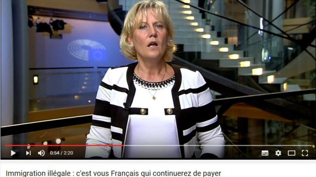 "Nadine Morano : ""la France n'est plus la France"""