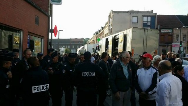 Aniche : des forains s'installent en ville malgré l'interdiction du maire