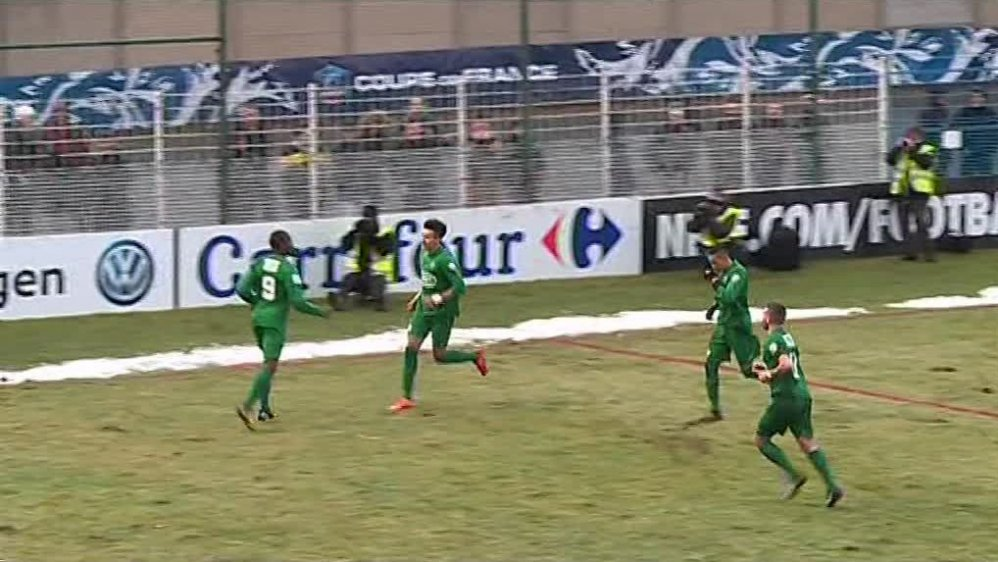 Coupe de france losc nantes une tape vers l 39 europe - Resultat coupe de france pas de calais ...