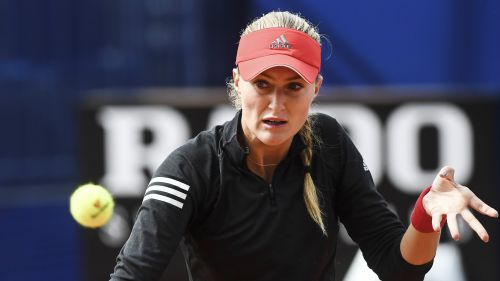 Fed Cup : pour la Nordiste Kristina Mladenovic, une question d'orgueil