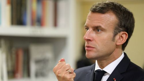 DIRECT. Regardez l'interview d'Emmanuel Macron sur France 3