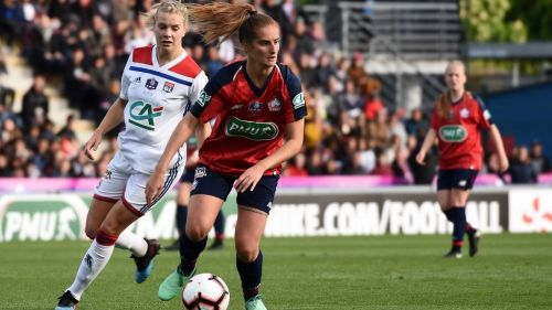 VIDEO. Sans surprise, le LOSC battu par Lyon en finale de la Coupe de France féminine