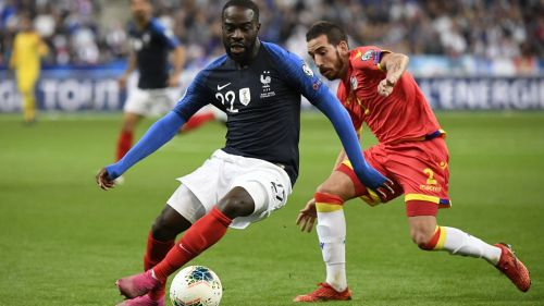 VIDEO. France-Andorre : Ikoné (LOSC) a encore marqué des points