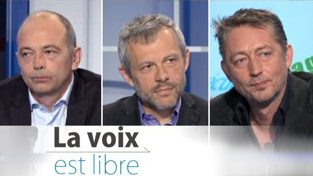 Bernard Dolez, Pierre Mathiot, Alexis Massart / © france 3
