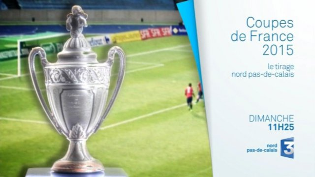 Coupe de france vivez en direct le tirage au sort du 6 me tour france 3 nord pas de calais - Foot tirage coupe de france ...