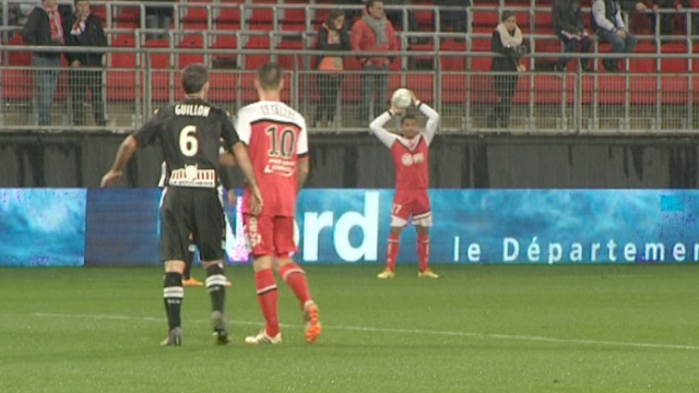 Valenciennes 1 - 0 Angers