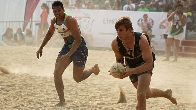 Hong Kong Beach Rugby 2013 ( CC Istolethetv / Flickr)