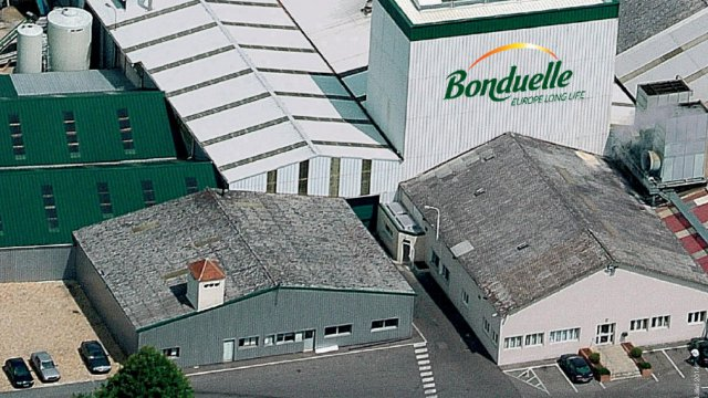 Bonduelle dopé par l'acquisition de Ready Pac Foods