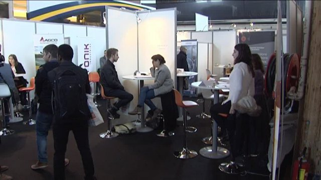 Amiens salon de l 39 apprentissage et de l 39 alternance jusqu for Salon enzo amiens