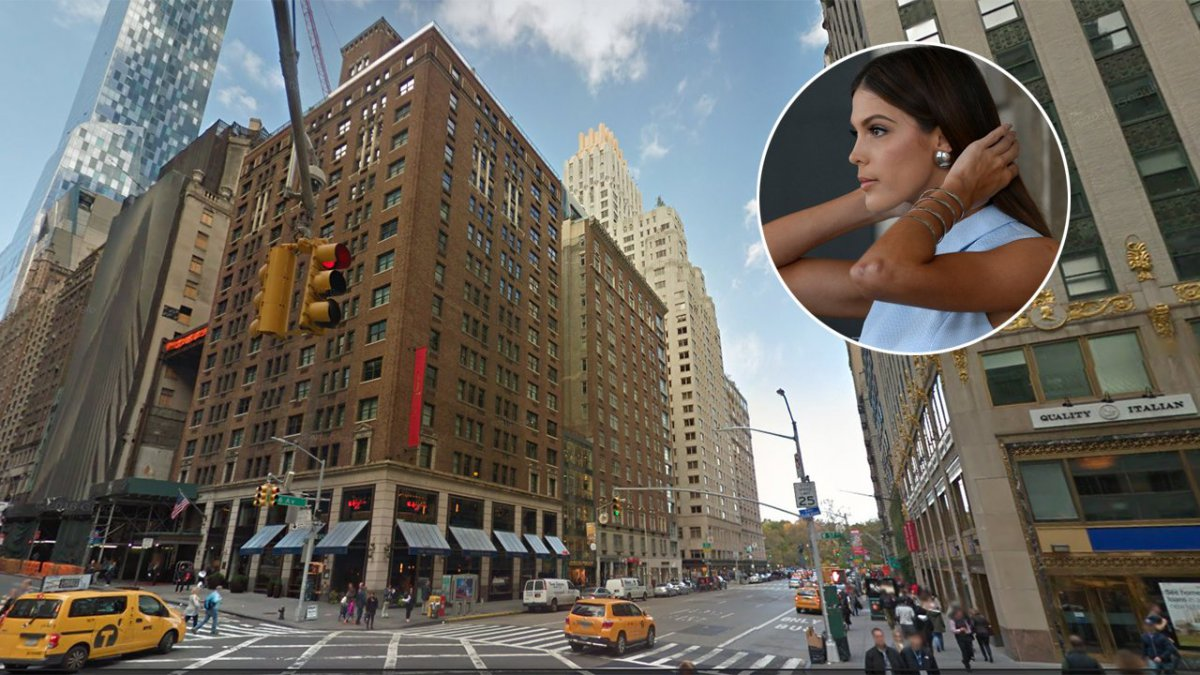 Visitez l'appartement new-yorkais d'Iris Mittenaere, Miss Univers