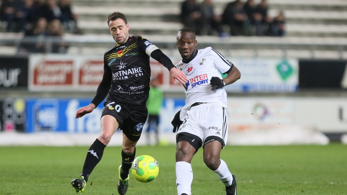 Football : Amiens s'incline face à Orléans
