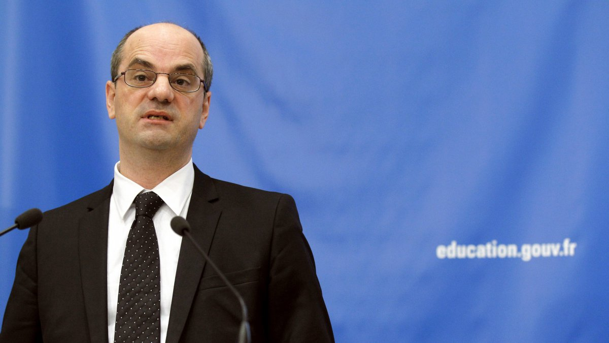 Jean-Michel Blanquer, ancien prof à Sciences Po Lille, devient ministre de l'Education Nationale