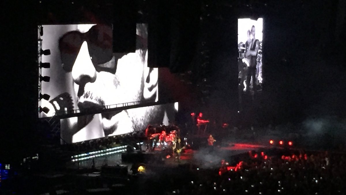 VIDEO. 3 extraits de Depeche Mode au Stade Pierre-Mauroy