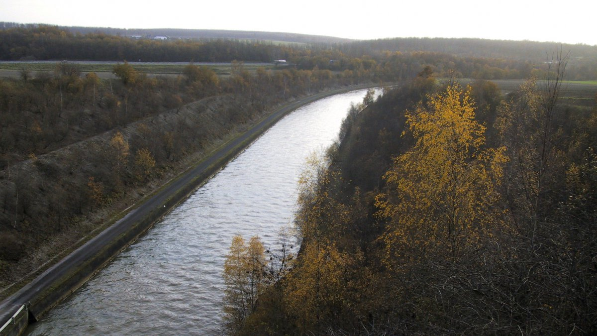 Le Canal du Nord. / © Wikipedia