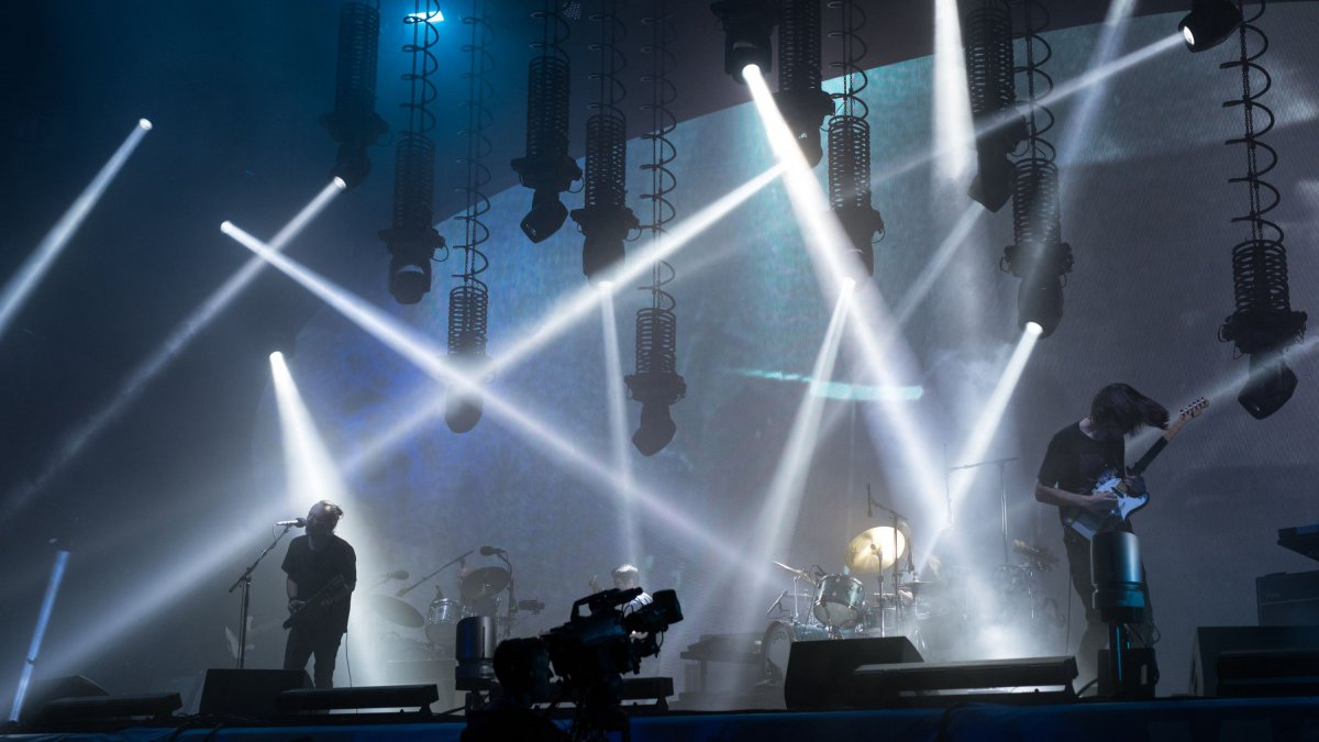 Une semaine avant le Main Square d'Arras, Radiohead enchante le festival de Glastonbury