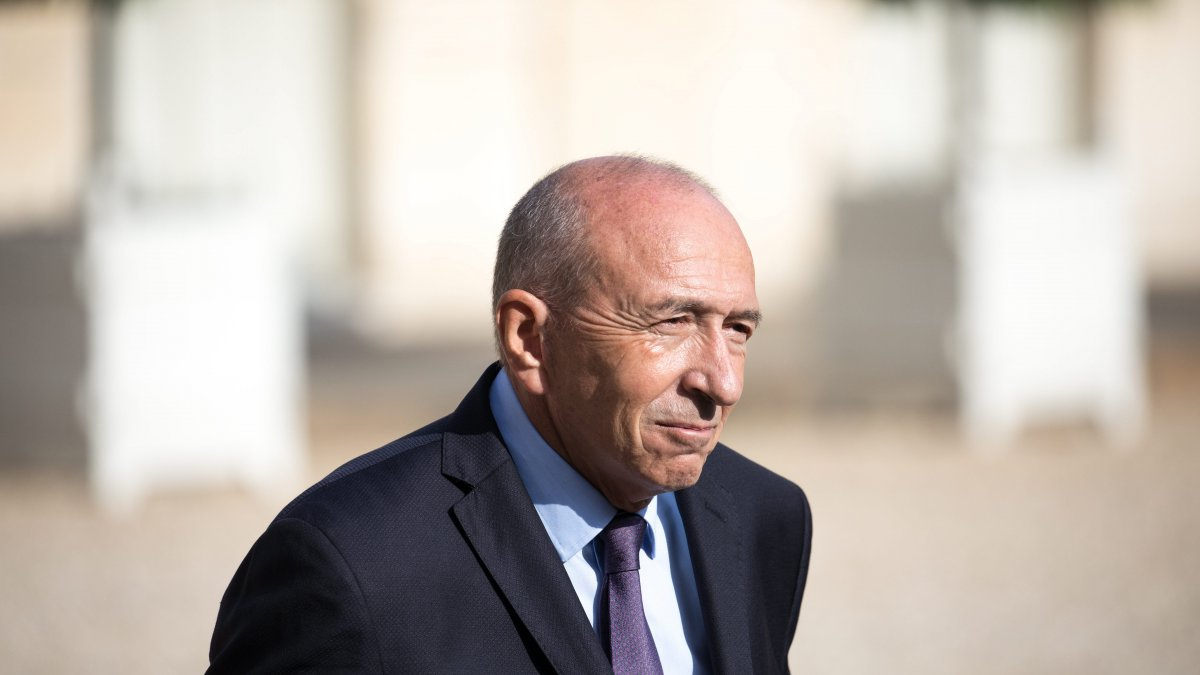 "Calais : Collomb veut un ""protocole additionnel"" aux accords du Touquet"