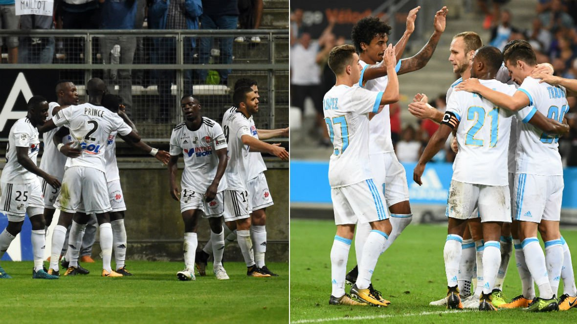 Amiens / Marseille - Ligue 1