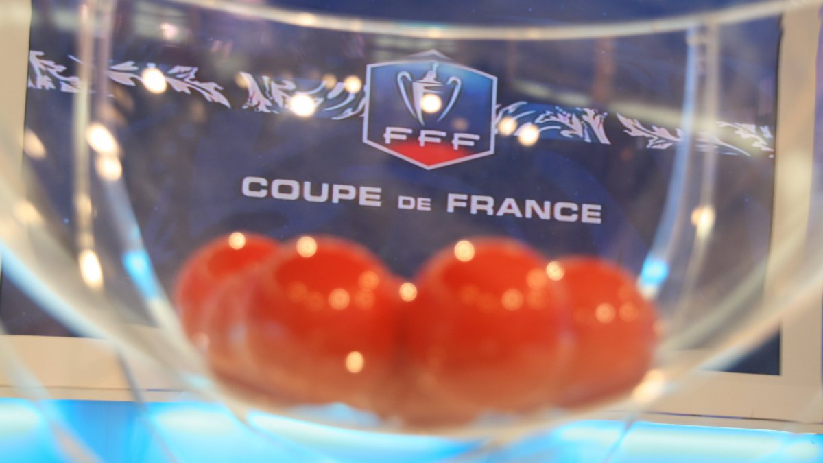 DIRECT. Suivez en direct le tirage au sort du 6ème tour de la Coupe de France