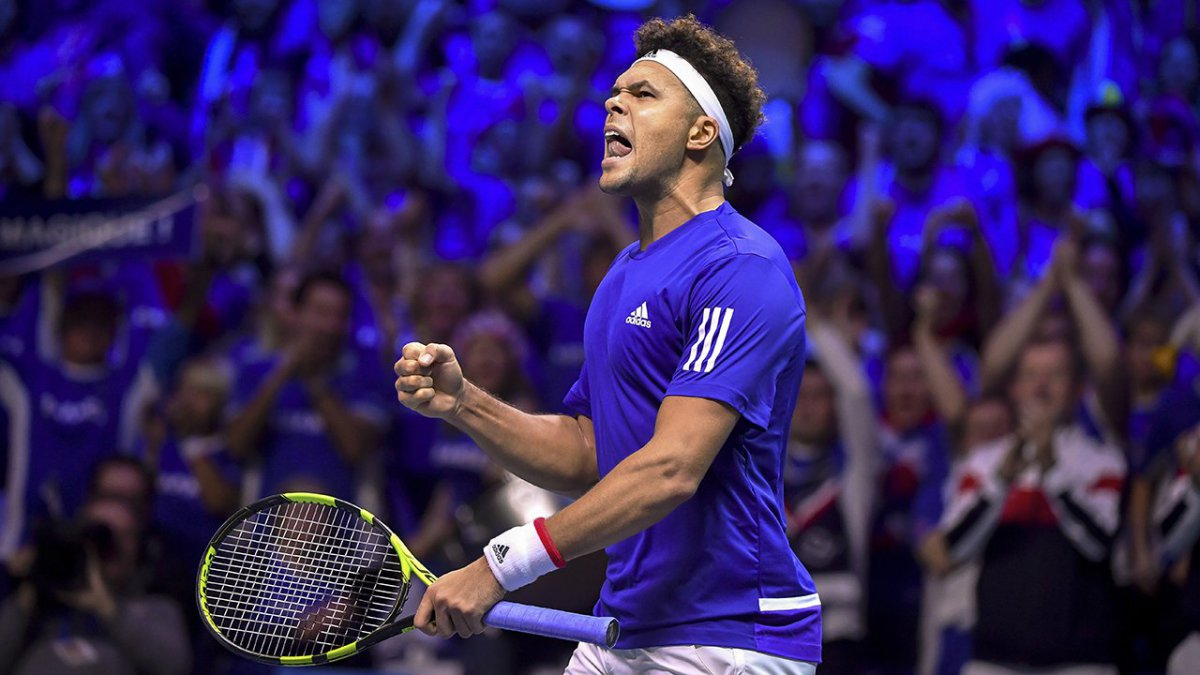 Tsonga-Goffin : un match à suivre en direct streaming depuis le Stade Pierre-Mauroy / © AFP