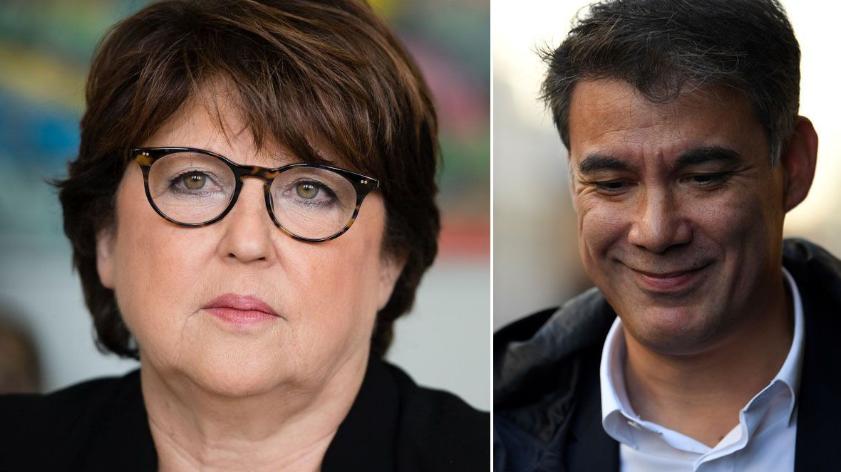Aubry soutient Olivier Faure — Direction du PS