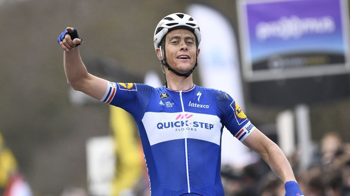 Cyclisme: le Néerlandais Niki Terpstra (Quick-Step) épingle le Tour des Flandres