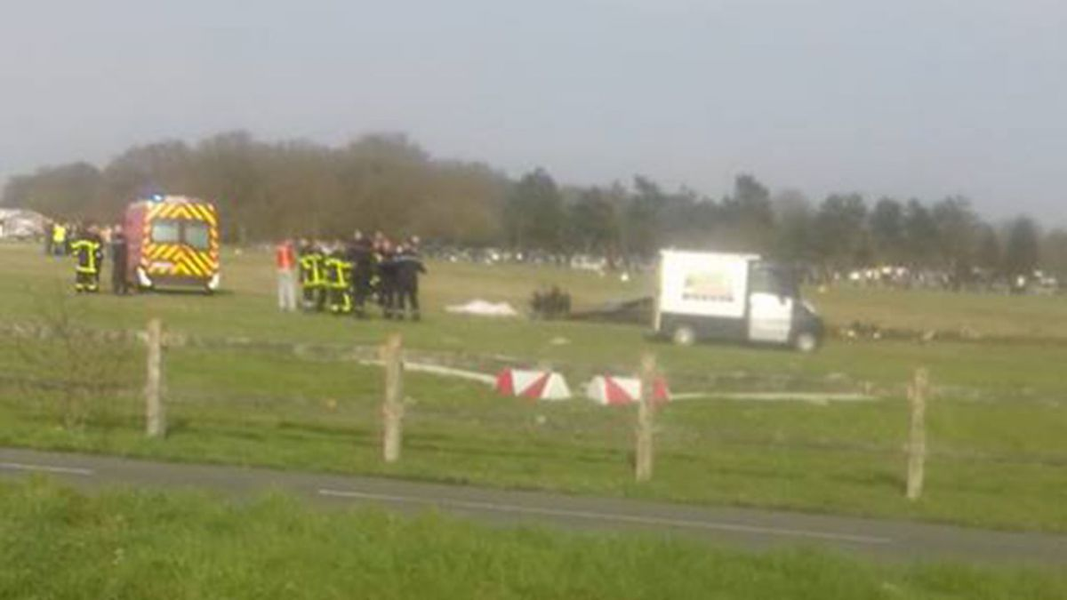 Crash d'avion à l'aérodrome de Bénifontaine, deux morts