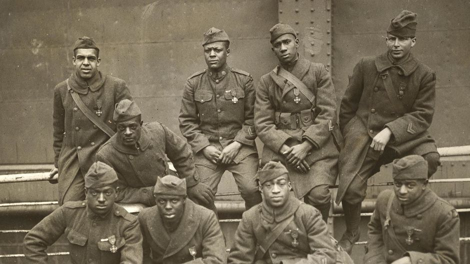 "Les ""Harlem Hellfighters"" / © DR"