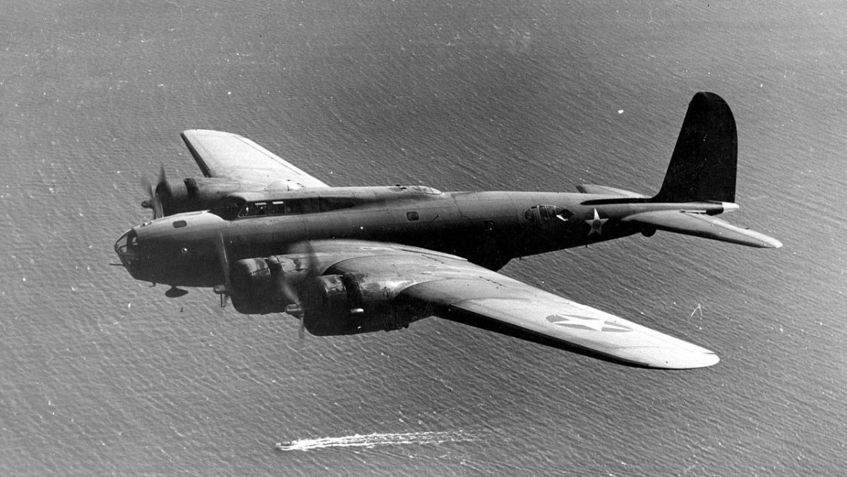 Un B-17 en 1941. / © U.S. Air Force photo