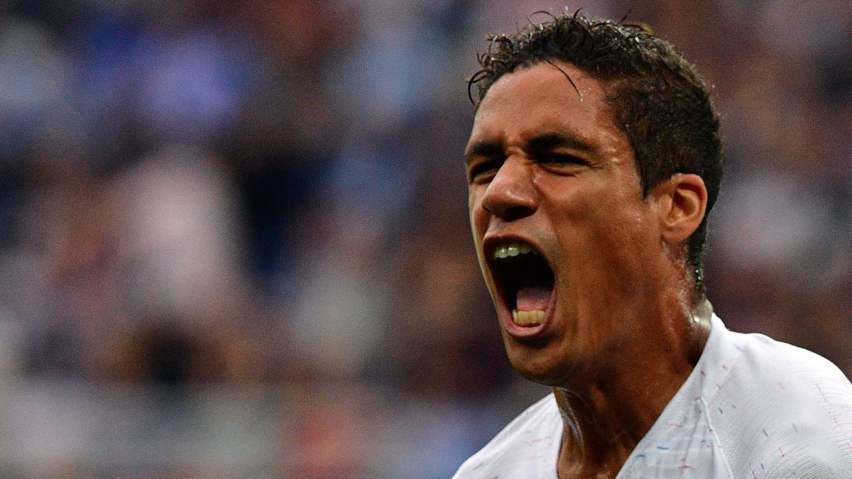 VIDEO. Revoir le but incroyable de Varane face à l'Uruguay