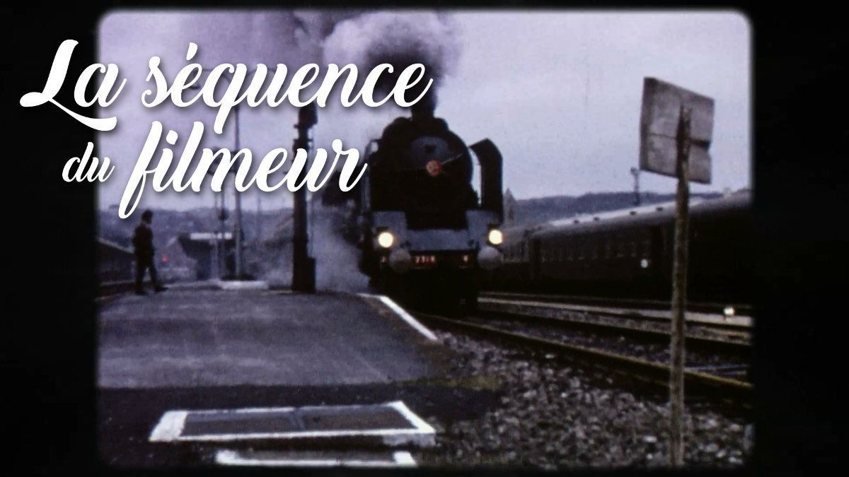 Le filmeur de train / © DR