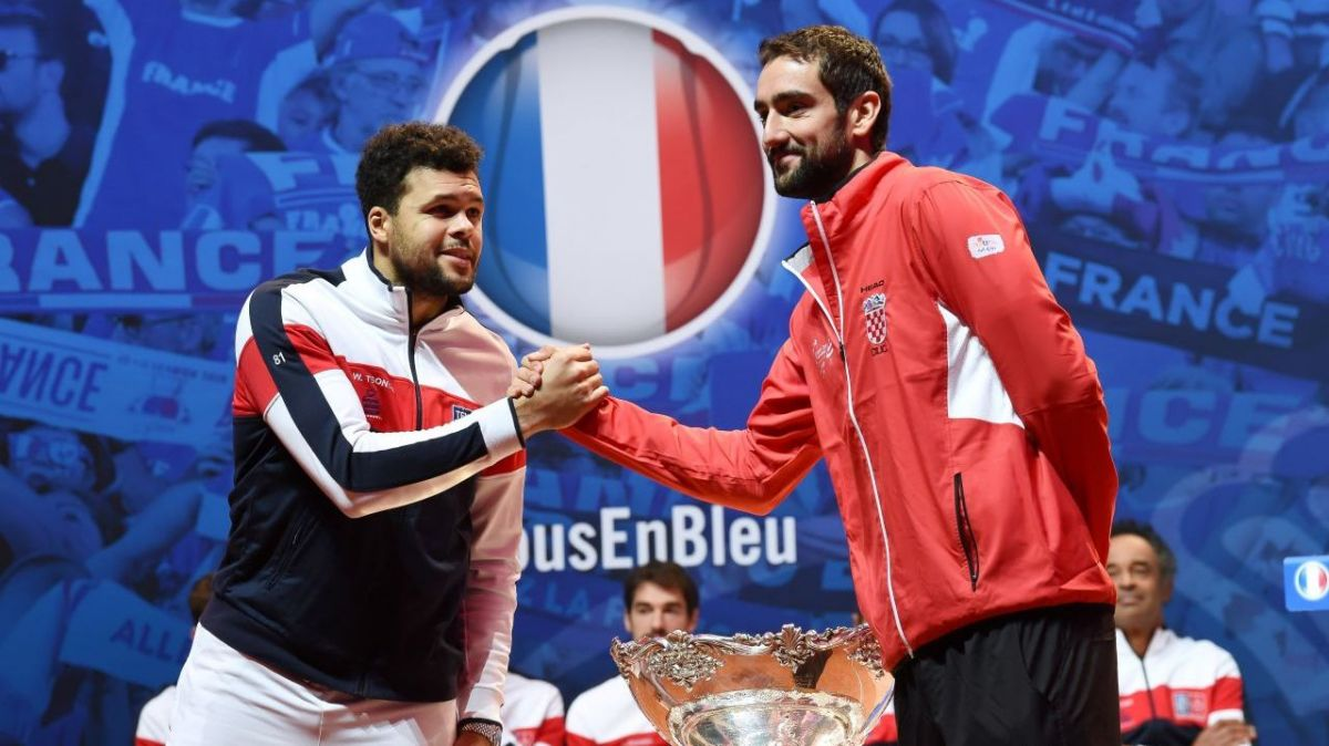 DIRECT VIDEO. Coupe Davis France-Croatie : suivez les matchs Chardy-Coric et Tsonga-Cilic